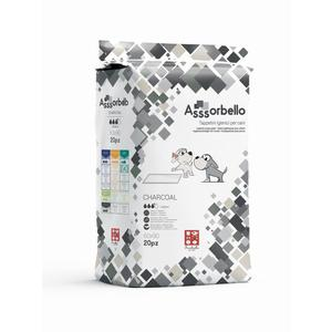 Ferribiella Assorbello Tappetini Igienici per Cani ai Carboni Attivi 60x60cm da 20 pz