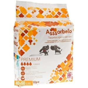Ferribiella Assorbello Tappetino Igienico Premium 40X60 da 15PZ