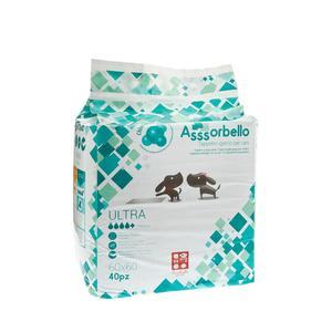 Ferribiella Assorbello Tappetino Igienico Ultra con Clorexidina 60X60 da 40PZ