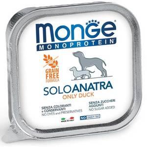 Monge Dog Monoproteico Solo Anatra 150 Gr.