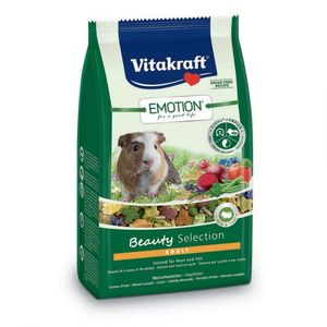 Vitakraft Emotion Beauty Selection Menu per Cavie 600 gr