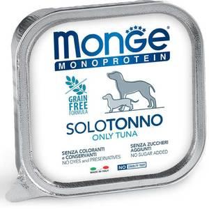 Monge Dog Monoproteico Solo Tonno 150 Gr.