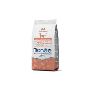 Monge Gatto Natural Superpremium Adult Salmone 400 gr