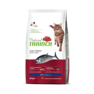 Trainer Natural Adult Tuna KG 1,5
