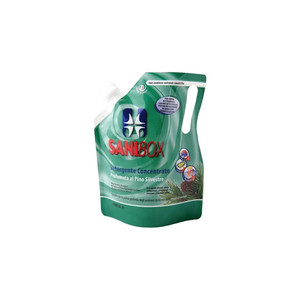 Sanibox Detergente Igienizzante Concentrato al profumo di Pino Silvestre 1 l