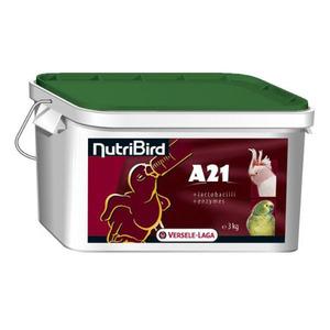 Versele Laga Nutribird A21 Pappa da Imbecco per parrocchetti da 3 kg