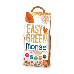 Monge Lettiera Easy Green 100% Mais Italiano 10 L