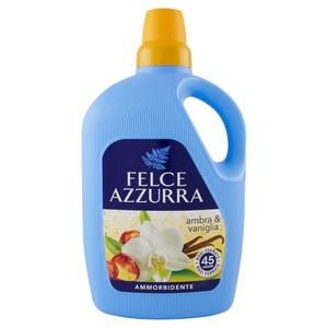 FELCE AZZURRA AMMORBIDENTE AMBRA & VANIGLIA 3 L