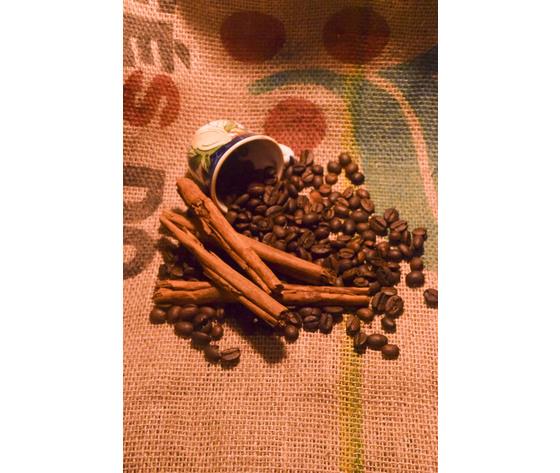 Caffe cannella aromatizzato 0010 cannella
