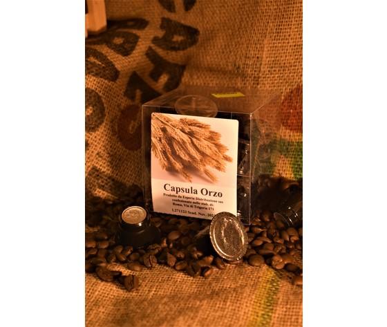 Caffe capsule orzo capsule 001 orzo