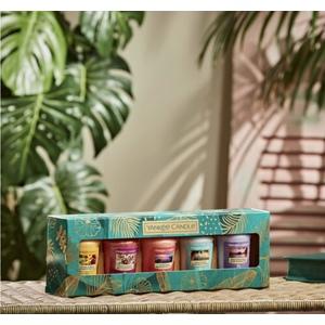 Confezione regalo con 5 candele sampler
