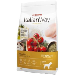 ITALIAN WAY POLLO E RISO 3KG