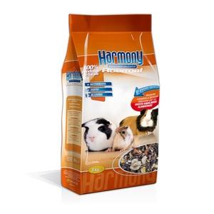 Harmony conigli nani con carote 1 kg