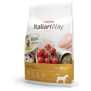ITALIAN WAY POLLO E RISO 12KG