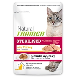 NATURAL TRAINER ADULT STERILISED