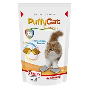 PUFFY CAT SNACK