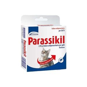 COLLARE PARASSIKILL GATTO