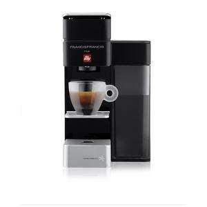Macchina Caffè Y5 iper espresso Black ILLY