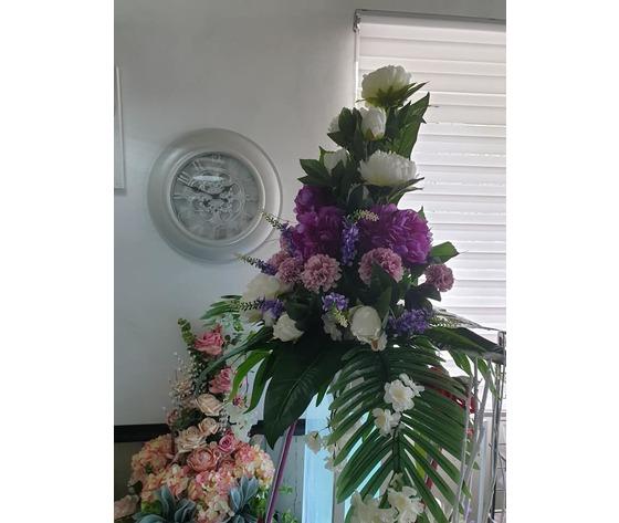 Composizione comp fiori art pir 1