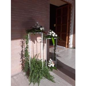 Colonnina per composizioni floreali