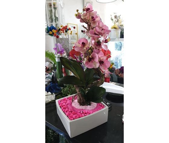 Vaso orchidea null 1