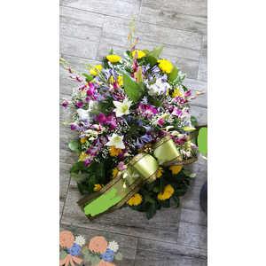 Cuscino floreale