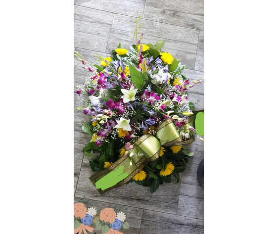 Cuscino fiori null 1