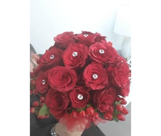 Bouquet bouquet rose 1