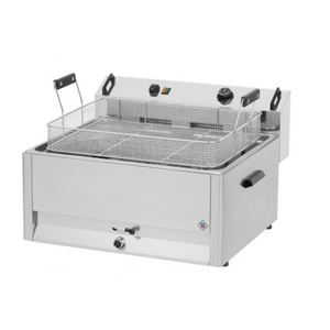 Friggitrice ELETTRICA Pasticceria 16 Litri- mm. 535x435X395H