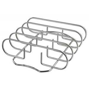 Outdoorchef 18.211.91 Outdoor Chef Rib Rack-Supporto Costine Accessori per Barbecue, Unica