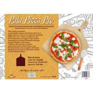 B&M Pala PizzaPro dim. Cm 41x33x0.6