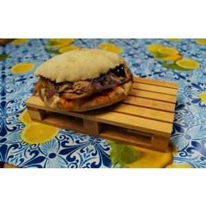 B&M Set di 10 Taglieri Pallet in legno massello Dim. Cm 20x12xh3.5