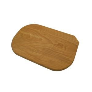 B&M Tagliere per pinsa romana in legno di faggio massello cm 36x24