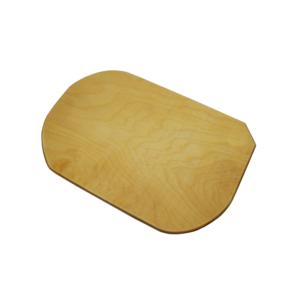 B&M Tagliere per pinsa romana in legno di betulla cm 36x24
