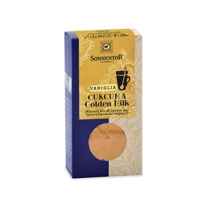 """Sonnentor miscela Curcuma """"Golden Milk"""" alla Vaniglia"""