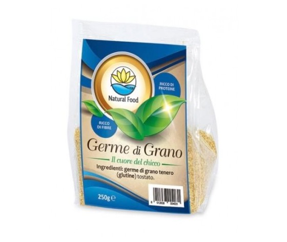 Germe di grano natural food bio 250g