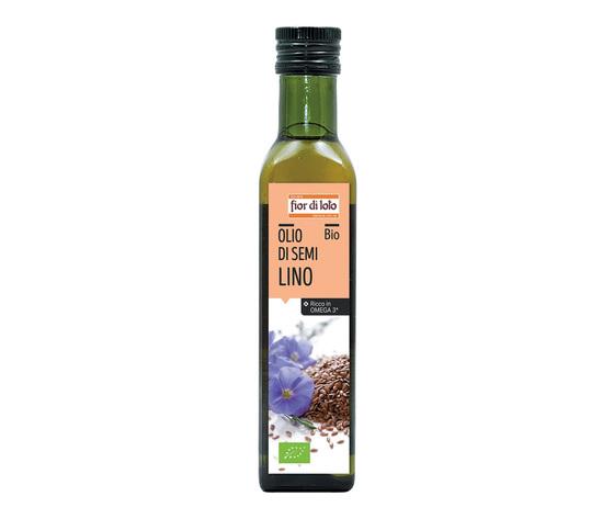 0701837 olio di semi di lino