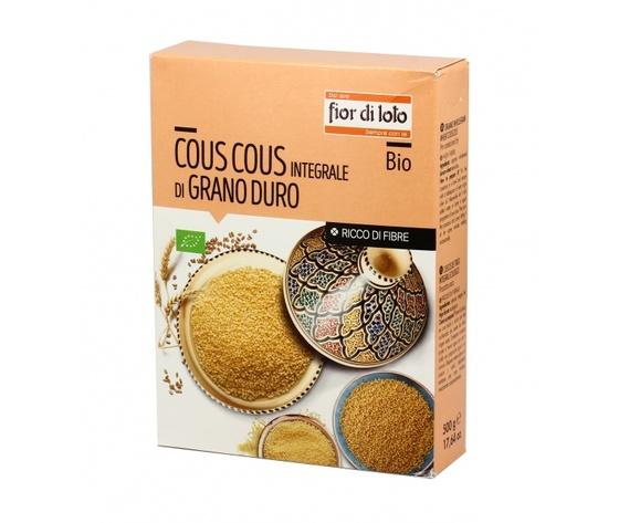 Cous cous integrale grano duro bio gr500 v2