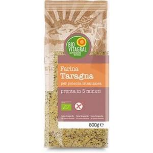 Biovitagral Farina per Polenta Taragna Istantanea Gluten Free