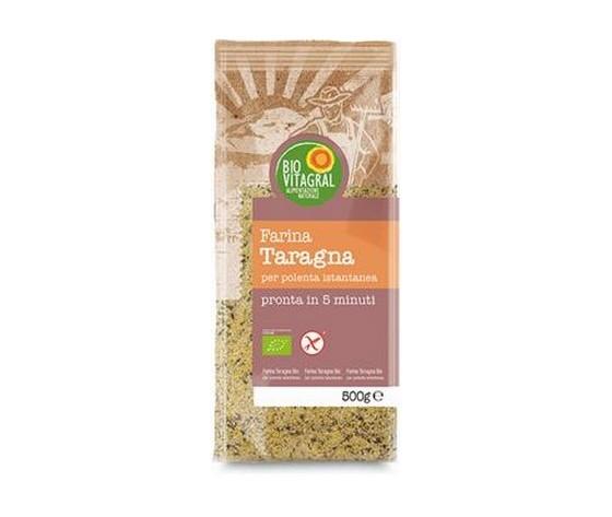 Farina taragna polenta ist biovitagral