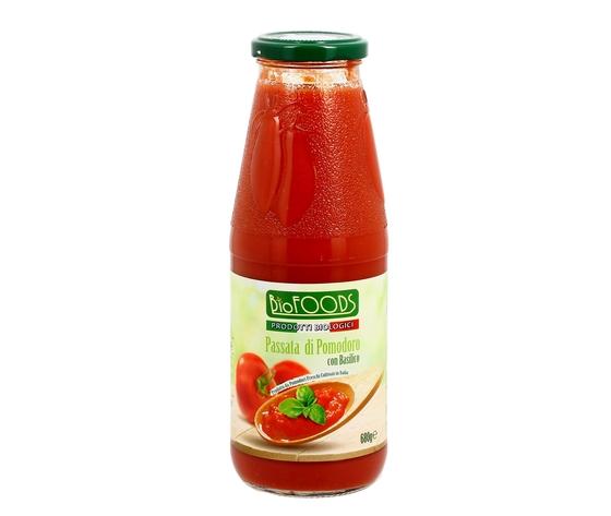 Bio foods passata pomodoro bio