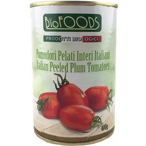 Biofoods Pomodori Pelati