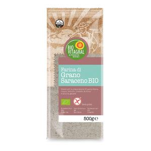 Biovitagral Farina Grano Saraceno Gluten Free