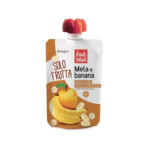 Baule Volante Solo Frutta Mela e Banana Gluten Free