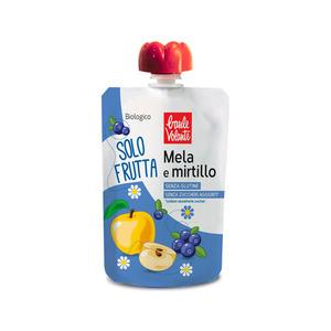Baule Volante Solo Frutta Mela e Mirtillo Gluten Free