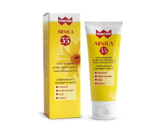 Arnica 35 winter crema ad alta concentrazione al 35 100 ml