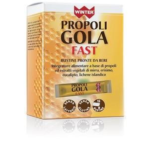 Winter Propoli Gola Fast