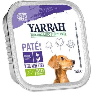 Paté per cani con tacchino e aloe vera