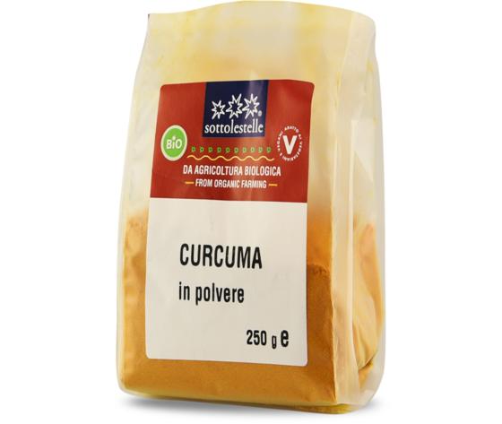 Curcuma in polvere 250g 794 724