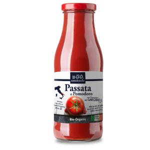 Sotto Le Stelle Passata Di Pomodoro Bio Italiani